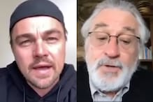 Covid-19: DiCaprio, De Niro Offer Walk-on Role In Scorsese's Next