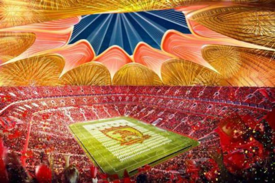 Bigger Than Camp Nou, Guangzhou Evergrande Starts Work on 100,000 ...