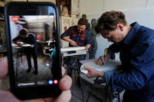 'Stay Art Home': Ukrainian Artists Live-stream from Their Studios During Lockdown