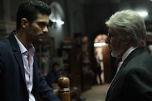 Angad Bedi Shares BTS Pictures With Amitabh Bachchan From Pink