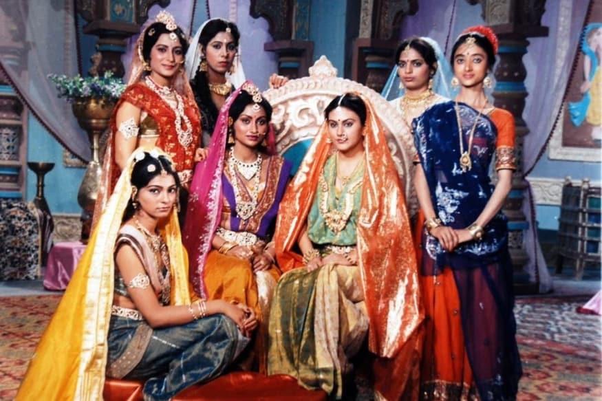 Ramayan's Sita, Dipika Chikhlia Shares Throwback Pic with Her ...