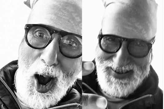 Amitabh Bachchan has Found Hindi Word for Mask, Leaves Internet Mind-blown