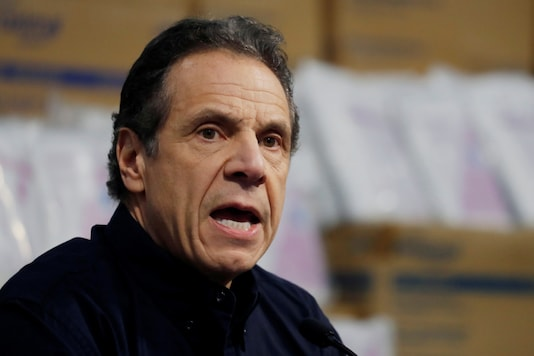 New York Governor Andrew Cuomo   REUTERS/Mike Segar