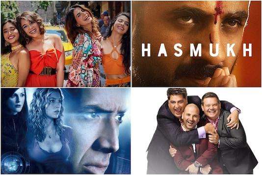 Streaming Now: Four More Shots Please is Bolder in Season 2, Vir Das is a Murderous Comedian in Hasmukh