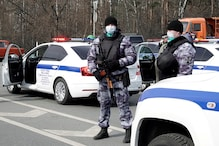Moscow Court Jails Journalist for One-person Protest During Coronavirus Lockdown