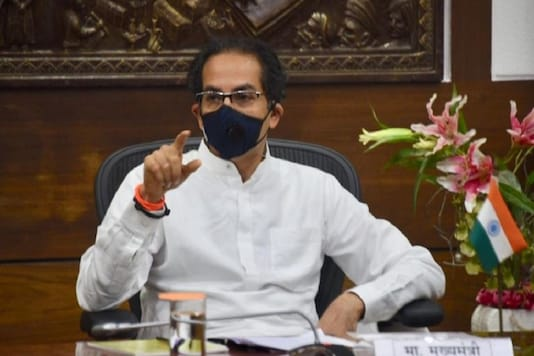File photo of Maharashtra CM Uddhav Thackeray.