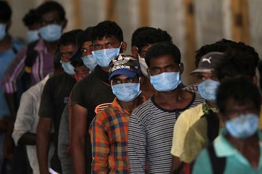 Outbreak of coronavirus disease (COVID-19) in Maharashtra Representative image.