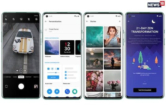 All The Cool OnePlus OxygenOS Features; The New OnePlus 8 Isn't The Only Phone To Get These