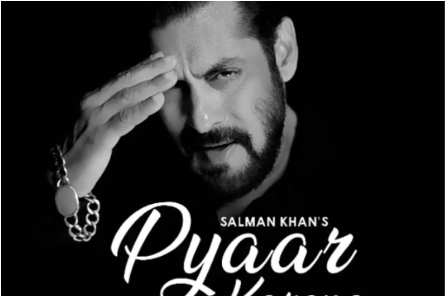 Salman Khan Taps Into His Rapping Talents for Corona Song Pyaar Karona with a Touch of