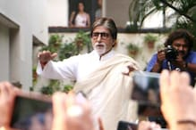 Amitabh Bachchan Pays Tribute to Frontline Workers Battling Covid-19 in New Video