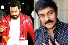 Jr NTR Nominates Chiranjeevi To Take #BetheREALMAN Challenge
