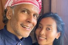 Ankita Konwar Calls Milind Soman 'Best Partner' In Latest Post