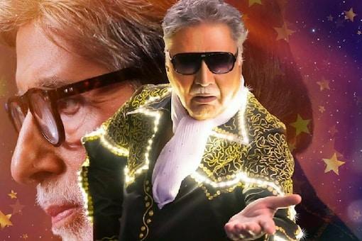 Amitabh Bachchan's Marathi Film AB Ani CD Set for Digital Premiere on May 1