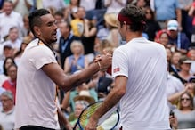 Players Back Roger Federer Over ATP-WTA Merger as Nick Kyrgios Hits Out