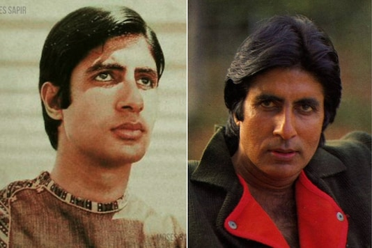 Amitabh Bachchan Revisits 'the Age of Innocence' with Pics from His Early Bollywood Days