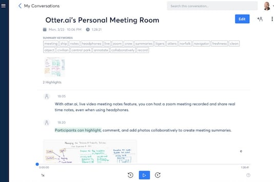 This Cool Otter.ai Tool Can Transcribe Your Zoom Meetings, Live or Later: Here is How to do it