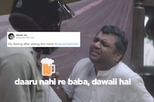 Teetotallers Want #LiquorFreeIndia a Month After No Alcohol. Memes Keep 'Spirits' Alive