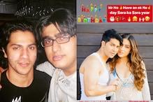 Happy Birthday Varun Dhawan: From Arjun Kapoor To Sara Ali Khan, B-Town Celebs Pour In Love