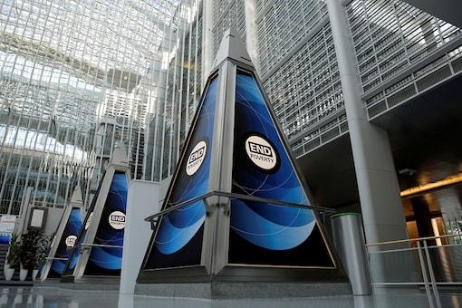 World Bank headquarters building. (REUTERS/Yuri Gripas/File Photo)