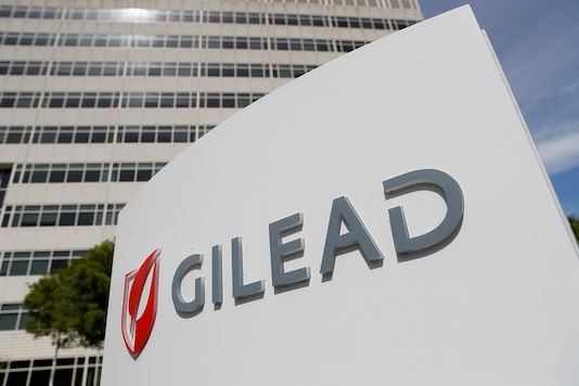 FILE PHOTO: A Gilead Sciences, Inc. office is shown in Foster City, California.  REUTERS/Stephen Lam
