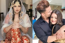 Asim Riaz Can't Stop Gushing Over Himanshi As She Wishes 'Ramadan Mubarak' With Stunning Pic
