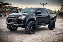 This Modified Isuzu D-Max Makes us Wish Pick-Up Trucks Were a Culture in India