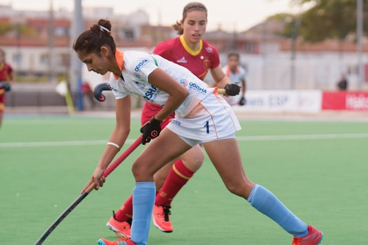 Navjot Kaur (Photo Credit: @TheHockeyIndia)