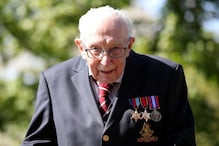Arise, Sir Tom: Veteran Who Raised $40 Mn for NHS To be Knighted, Hopes Queen Isn't 'Heavy' With Sword