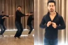 Tiger Shroff Dances To Ishq Wala Love In Throwback Video