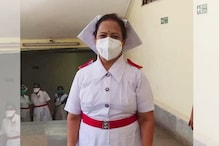 Mumbai Mayor Dons the Nurse Uniform Once Again to Boost the Morale of Healthcare Workers
