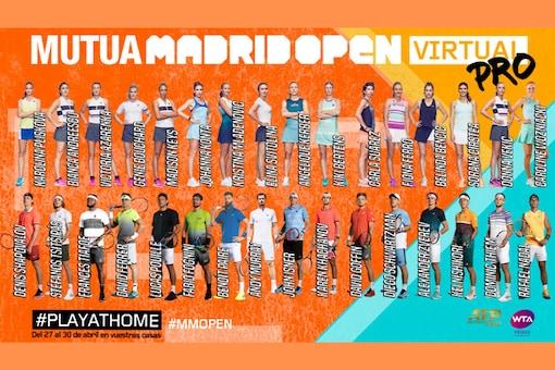 Madrid Open Virtual (Photo Credit: Madrid Open)