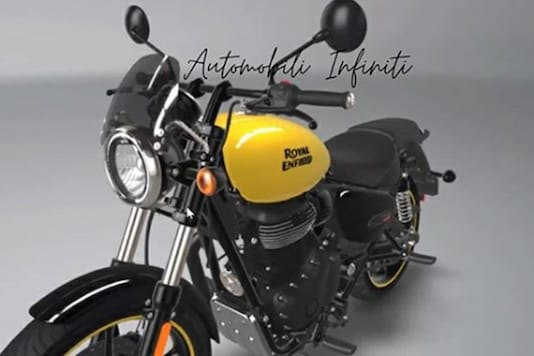 Upcoming Royal Enfield Meteor 350 Could Debut With Bluetooth and Navigation Features