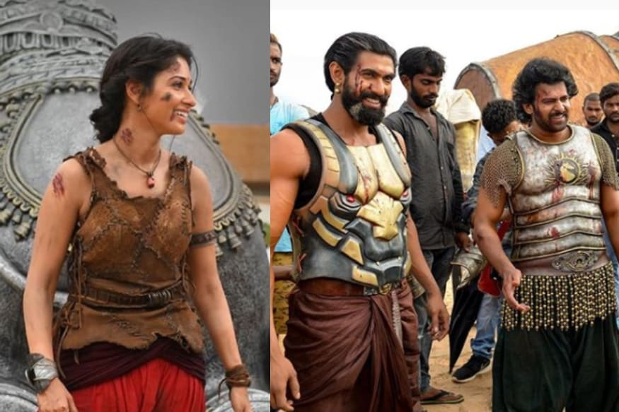 Prabhas, Tamannaah Bhatia, Rana Daggubati Celebrate 3 Years of Baahubali 2 with BTS