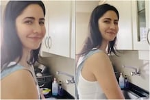 Katrina Kaif Shows off New Chopping Technique, We Wonder What's Cooking