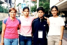 Saina Nehwal Relives Old Days, Shares Another Throwback Picture from 2004