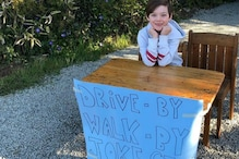Six-year-old Sets Up Free Joke Stand for Passersby, Internet Says 'World Needs More Like Him'