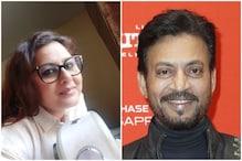 At National School of Drama, We Were Mesmerised By the Persona of Irrfan Khan: Vani Tripathi Tikoo