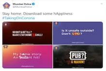 Mumbai Police is Beating Lockdown Blues One Hilarious Meme at a Time