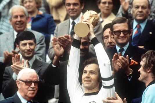 Franz Beckenbauer (Photo Credit: Twitter)