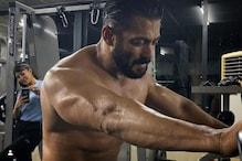 Salman Khan Posts Shirtless Workout Pic, Jokes Jacqueline Fernandez Sneakily Clicked It