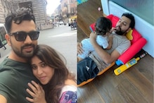'Best I Could Wish For': Ritika Sajdeh Wishes Rohit Sharma in an Adorable Birthday Post