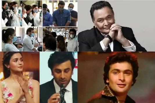 Rishi Kapoor Passes Away at 67, Celebrities Mourn The Evergreen Actor