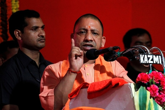 File photo of  UP CM Yogi Adityanath. (Reuters)