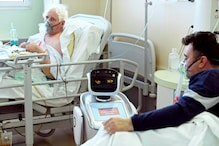 In Mexican Hospital, a Robot Plays 'Therapist' to Lonely Coronavirus Patients
