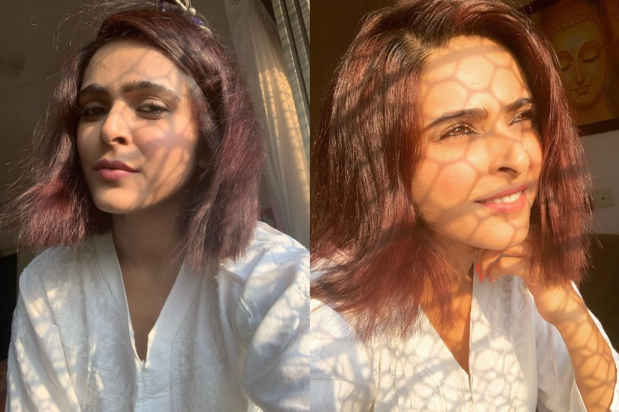 Bigg Boss 13's Madhurima Tuli Has A New Hairstyle, See Here