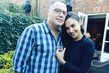 Wonder Woman Gal Gadot Wishes Dad on 60th Birthday, Says 'Missing had Never Felt So Strong'