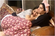 Janhvi and Khushi Kapoor Cuddling Will Drive Away Your Quarantine Blues, See Pic