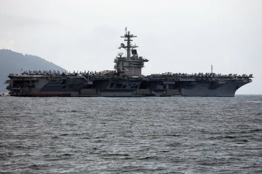 'Not at War, Sailors Don't Need to Die': Captain of Coronavirus-hit US Aircraft Carrier Seeks Help