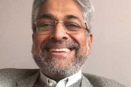 The Wire journalist Siddharth Varadarajan. (Twitter)
