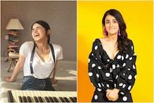 Radhika Madan, Jasleen Royal Recreate Lata Mangeshkar's Iconic Song 'Lag jaa gale'